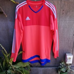 ADIDAS long sleeve jersey Sz M
